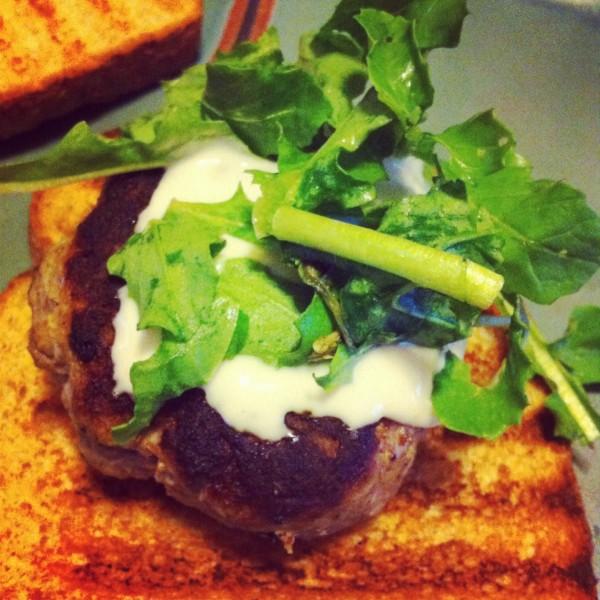 Buffalo Burger by Atsushi