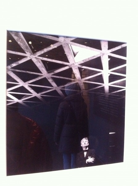 louis kahn at Yale University Art Gallary