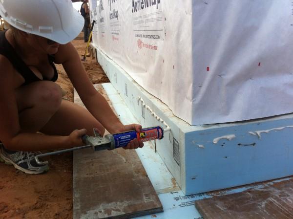insulation for concrete foundation