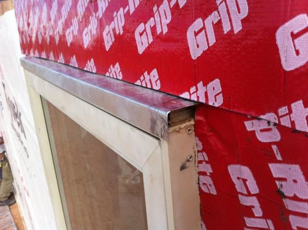 window flashing detail