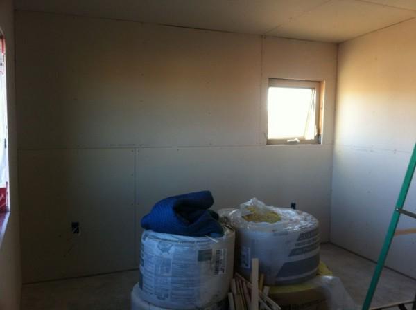 drywall sheeting
