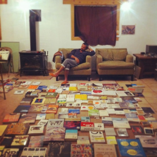 It's always tough to organize books...