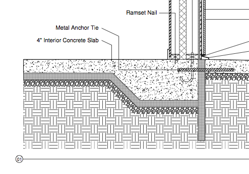 install the insulation not only the foundation perimeter, under, underneath too.